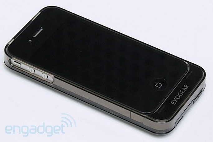Exolife Exogear iPhone 4 battery case review