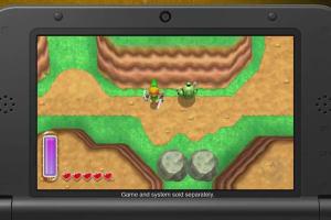 The Legend of Zelda: A Link Between Worlds (E3 2013)