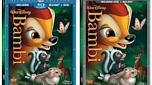 Disney announces Bambi Blu-ray/DVD combo for March 1st, debuts new Second Screen PC/iPad app