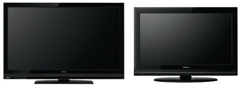 Hitachi details UltraVision and Alpha LCD HDTV lines