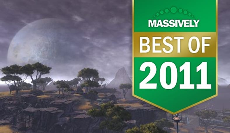 Massively's Best of 2011 Awards