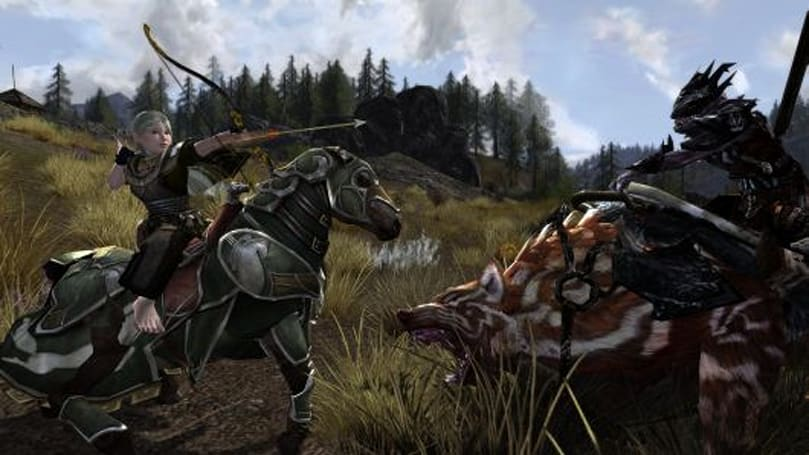 Gamescom 2012: Hands on with LotRO's Riders of Rohan