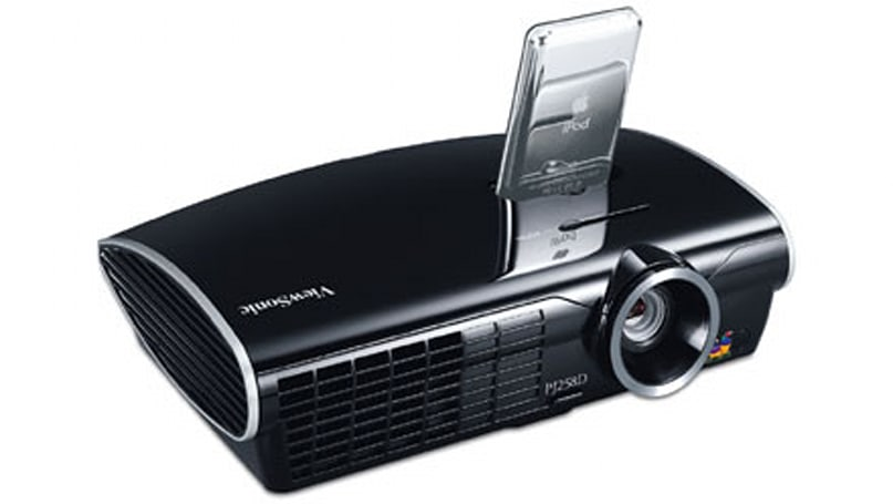 ViewSonic announces PJ258D iPod-ready projector