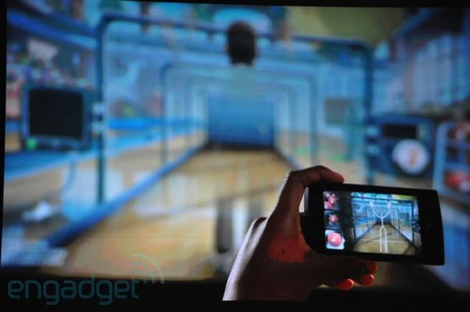 Microsoft Rally Ball demo shows Windows Phone 7, Kinect, Xbox Live living in perfect harmony (video)