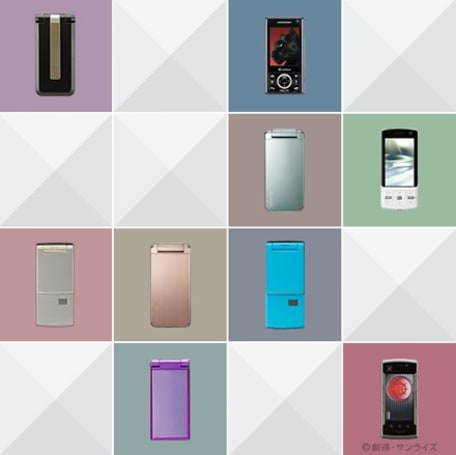 Softbank's Winter 2007 lineup