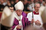 Vatican uses Telegram to guide Catholics during Lent