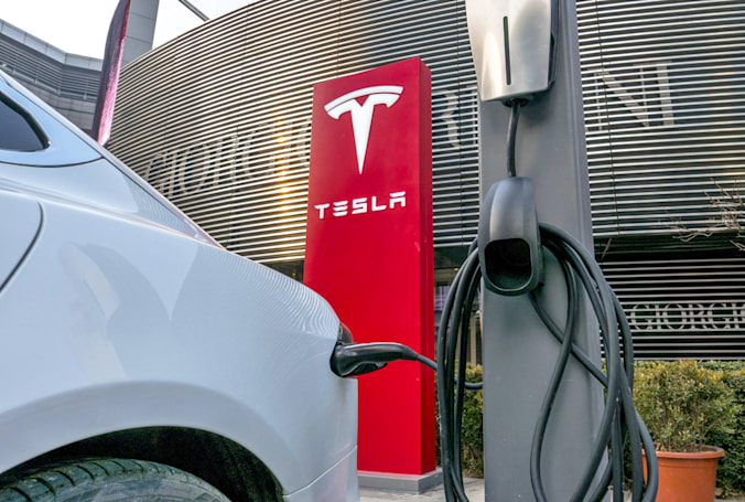 Tesla dealerships aim to play Michigan at its own game