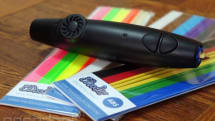 3Doodler 3D printing pen coming to Brookstone stores later this year