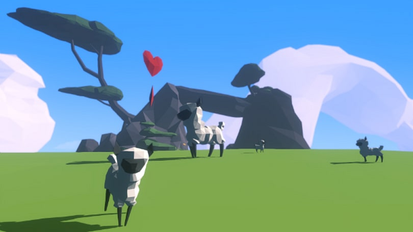 Turn into a bird and save the world in PS4 game 'Aer'