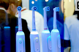 Oral-B's New Smart Toothbrush
