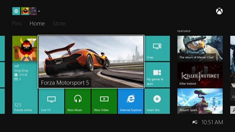 Xbox One multiplayer update rolling out today