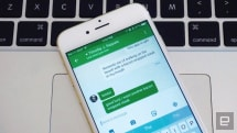 Google updates Hangouts on iOS to ease file sharing