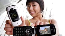 """The SCH-B590: Samsung shoots for another """"world's thinnest"""""""