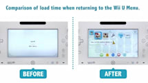 Nintendo video shows off Wii U speed improvement coming in April update