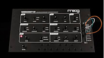 MOOGのアナログシンセ自作キットWerkstatt-Ø1が国内発売。5万2000円