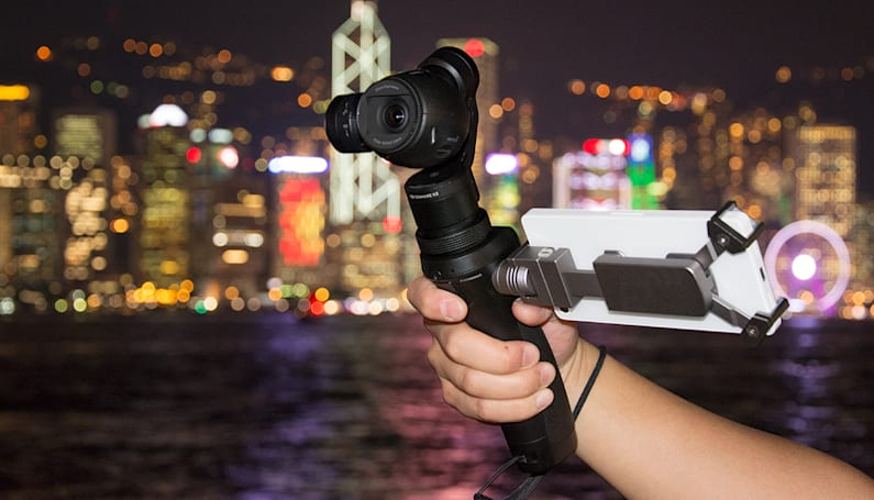 DJI Osmo review: A hand-held stabilized camera worthy of its price