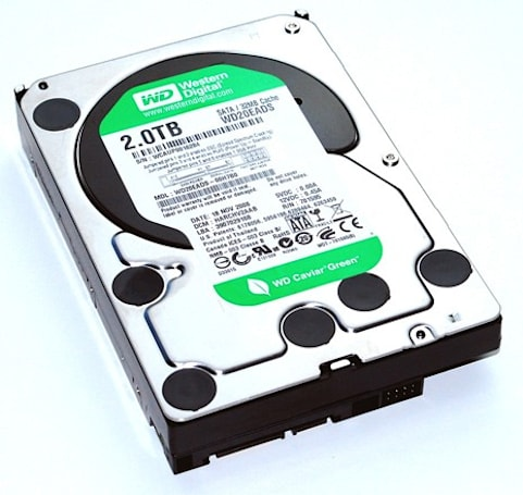 Western Digital 2TB Caviar Green review roundup