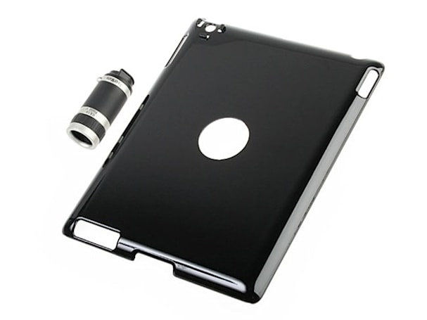 Brando's iPad 2 telescope is perfect for watching the next Apple keynote