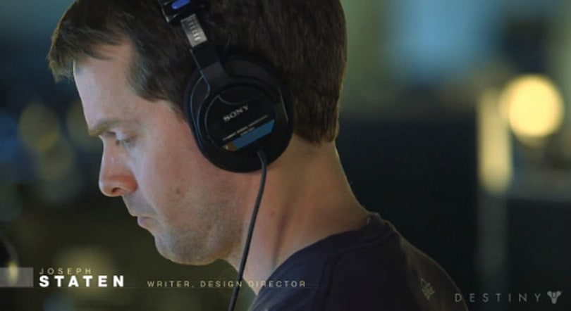 Former Destiny design director Joseph Staten returns to Microsoft
