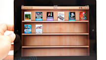 Apple iBooks 2 textbooks video walkthrough and screenshots (hands-on)