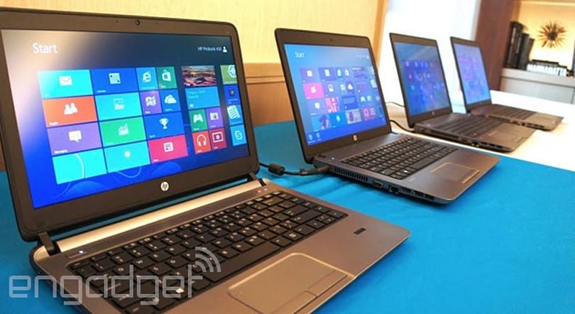 PC shipments appear to flatten out after two years of steep decline