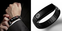 LG Lifeband touch and Heart Rate Monitor earphones aim to help you keep fit