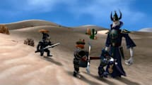 Earth Eternal showing signs of life