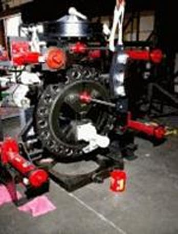"""Gatling gun"" robot to clean up Britain's Windscale nuclear accident site"