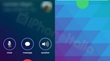 WhatsApp's VoIP feature for iOS revealed in leaked screenshots