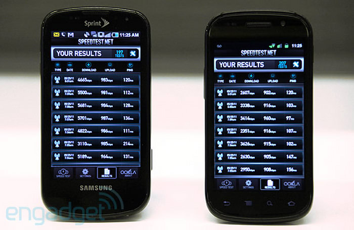 Engadget Investigates: Samsung Nexus S 4G WiMAX performance issues