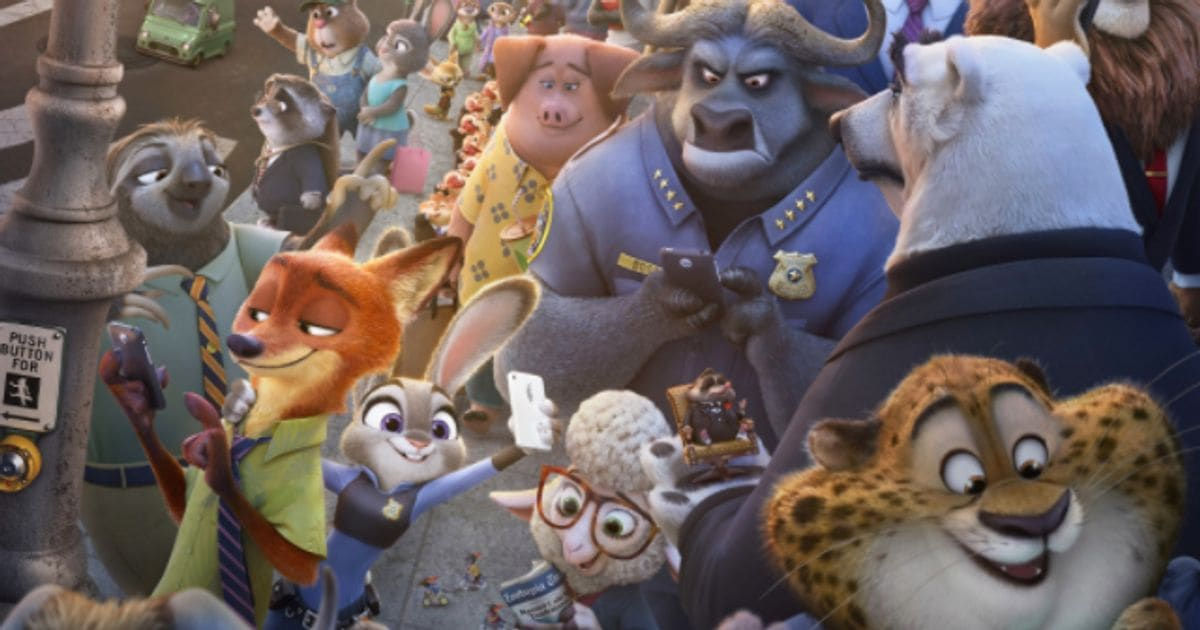 The Anti-Discrimination 'Zootopia' Just Won Best Animated Feature At The Oscars