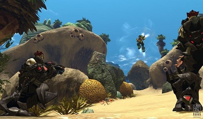 Firefall devs talk about dynamic events