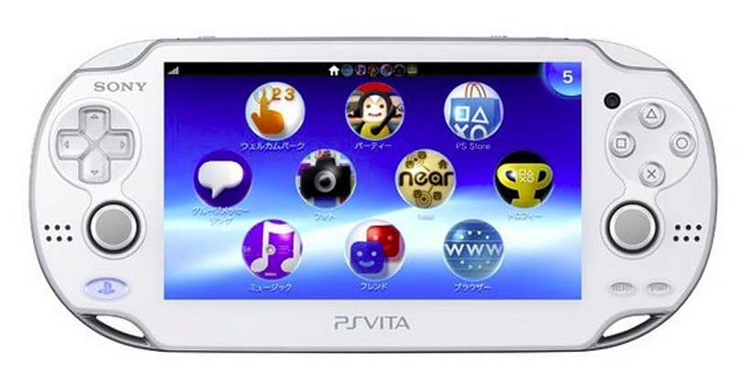 Crystal White PS Vita coming to Japan, along with Hatsune Miku version