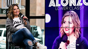 Cristela Alonzo Discusses Her Love For