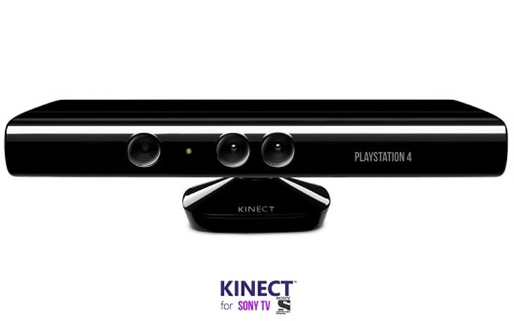 Rumor: Microsoft in 'early stages of licensing' with Sony for Kinect TV