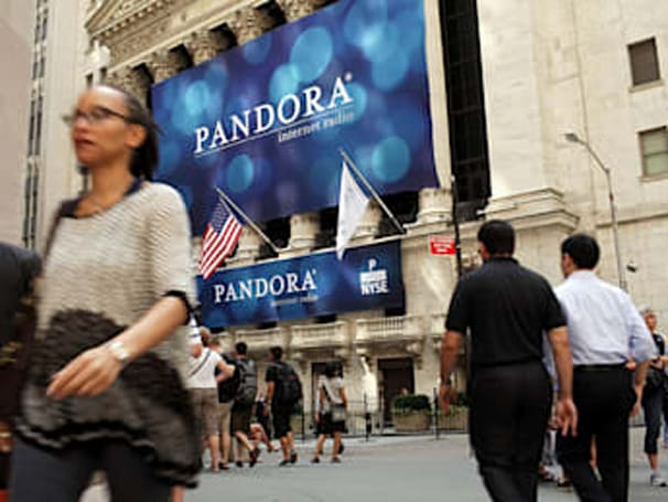 Pandora CFO talks about iTunes Radio, new markets