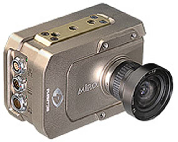 Vision Research's Miro 3 snaps 2200 frames-per-second