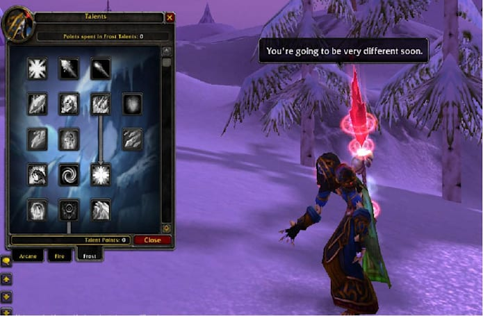 Mages in WotLK: I'm re-speccing frostfire