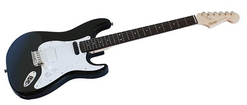 Rock Band 3 Squier Stratocaster video review: Going to town in a Lincoln