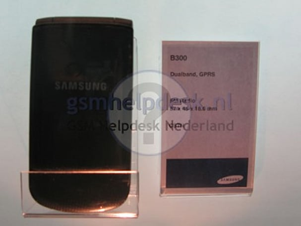 Another three Samsungs break cover at Dutch event