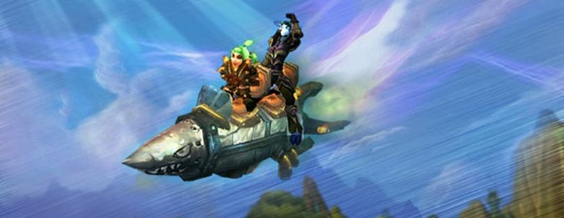 Breakfast Topic: Do you play WoW together with your significant other?