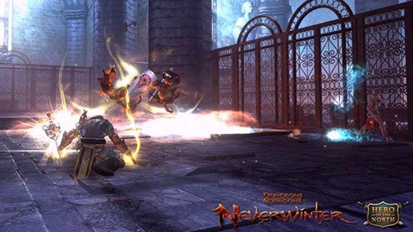 Neverwinter open beta starts April 30