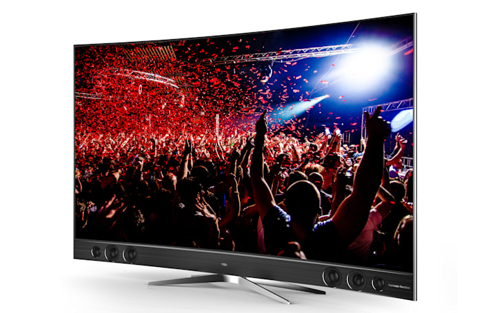 Dolby Vision imaging technology comes to TCL's X1 4K UHD TV.