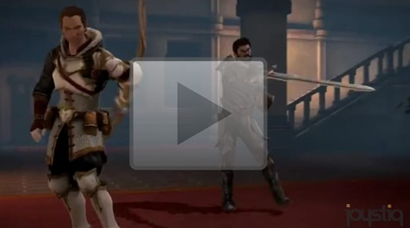 Dragon Age 2 'Exiled Prince' comes home with launch trailer