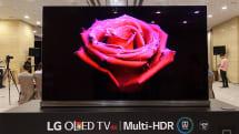 2016 年 LG OLED 4K 電視列陣,支援雙規格 HDR 標準