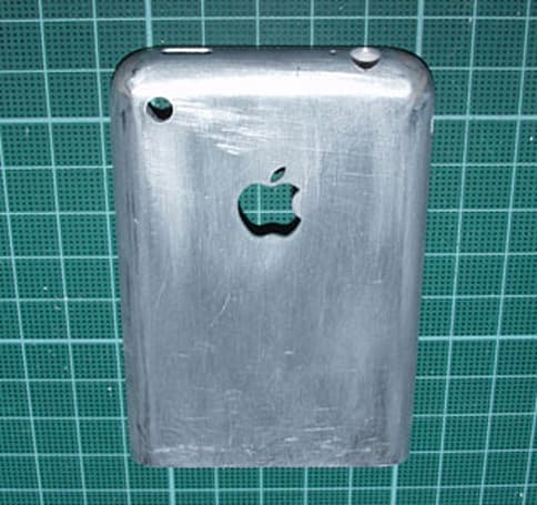 Can't get an iPhone? Fabricate your own