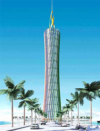 Dubai Burj al-Taqa skyscraper to generate all its own energy