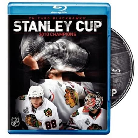 NHL uses BD-Live to connect Blackhawks fans via championship Blu-ray discs