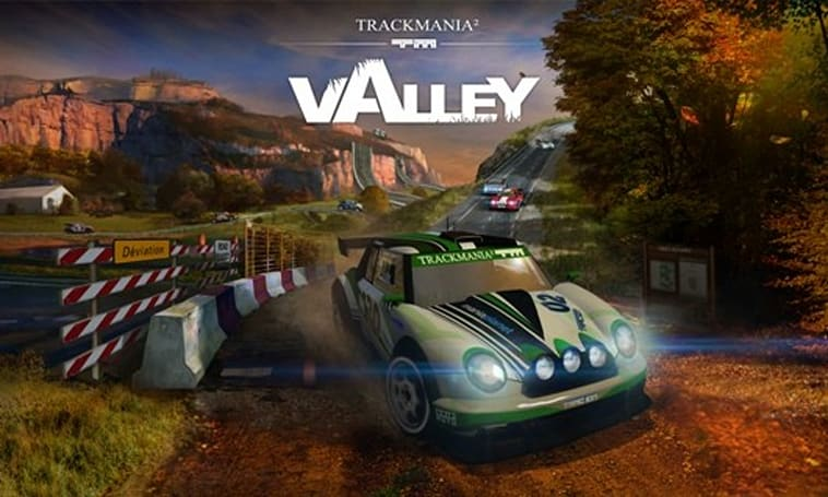 Trackmania 2 returns to Stadium and enters Valley in early 2013