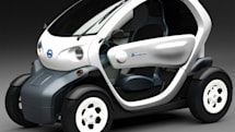 Nissan New Mobility Concept EV seats two, looks to a more sustainable future (video)